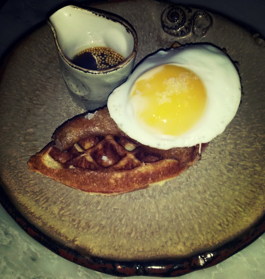 Duck and Waffle Restaurant Review