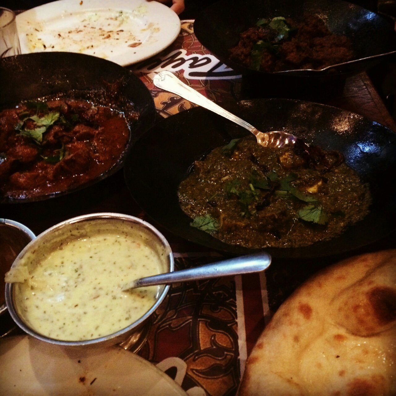 Tayyabs Indian Restaurant Review
