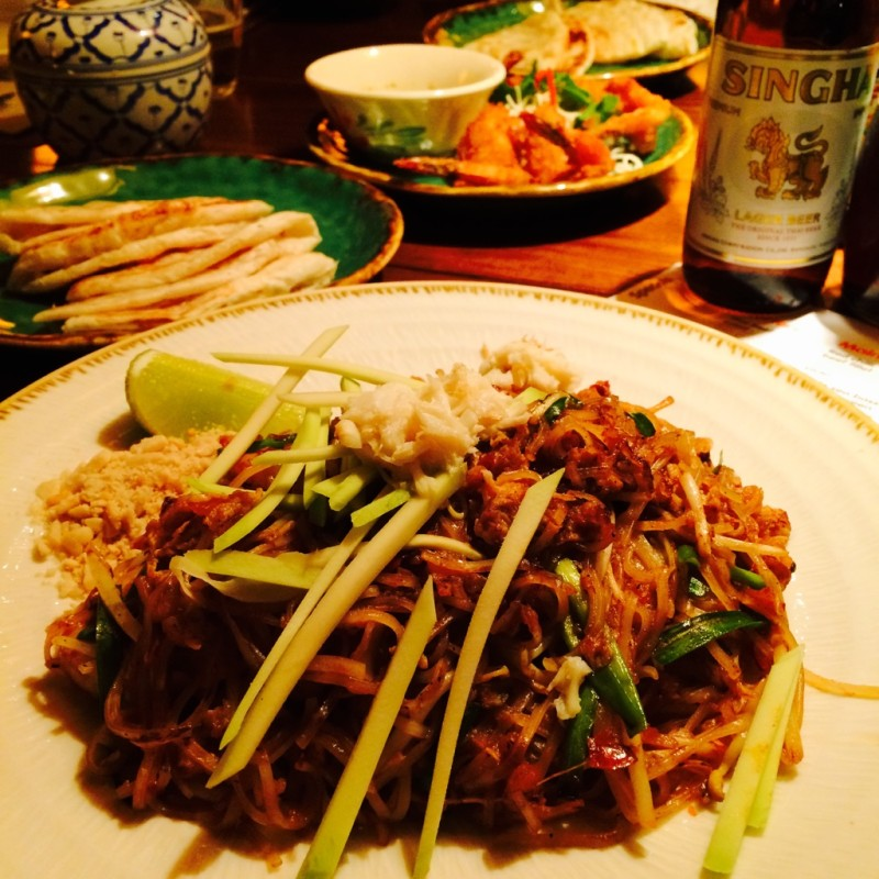 Busaba Eathai Thai Restaurant review